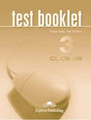 Εικόνα της CLICK ON 3 TEST BOOKLET