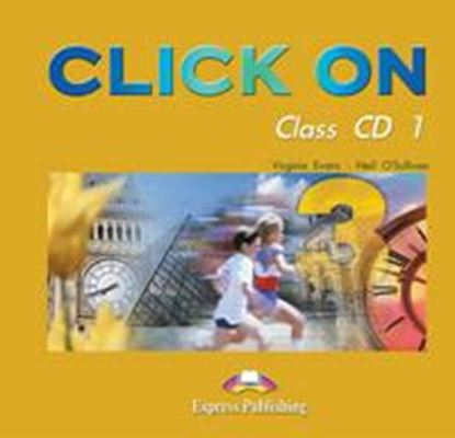 Εικόνα της CLICK ON 3 CLASS CDs (SET OF 5)