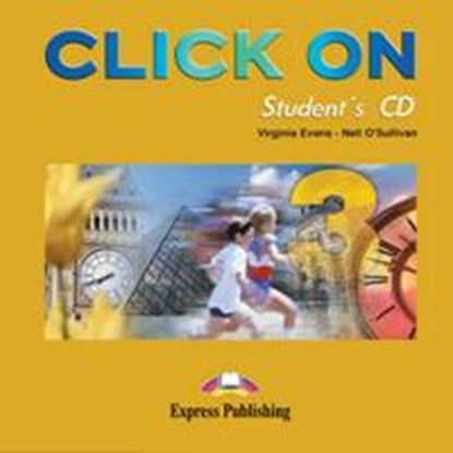 Εικόνα της CLICK ON 3 STUDENT'S CD