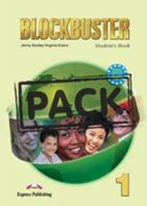 Εικόνα της BLOCKBUSTER 1 S'S PACK 2 (WITH READER-ROBIN HOOD READER)+ CD INT ERNATIONAL