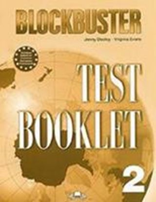 Εικόνα της BLOCKBUSTER 2 TEST BOOKLET