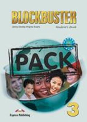 Εικόνα της BLOCKBUSTER 3 S'S PACK 2 (WITH READER-THE ADVENTURES OF HUCKLEBE RRY FINN READER+CD) INTERNATIONAL