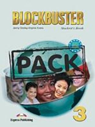Εικόνα της BLOCKBUSTER 3 S'S PACK 1 GREEK (WITH READER-THE ADVENTURES OF HU CKLEBERRY FINN DVD-ROM)