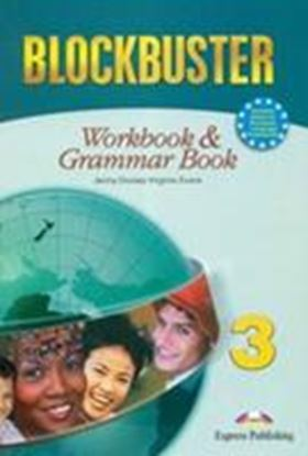 Εικόνα της BLOCKBUSTER 3 WORKBOOK & GRAMMAR