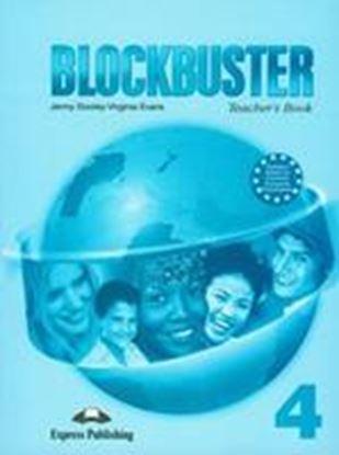 Εικόνα της BLOCKBUSTER 4 TEACHER'S BOOK
