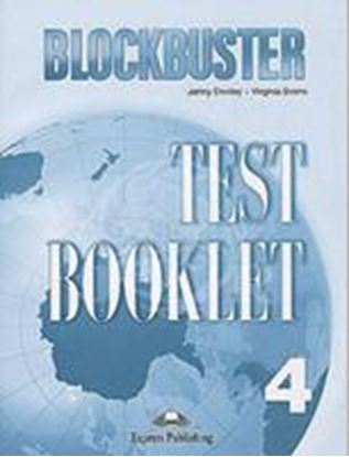Εικόνα της BLOCKBUSTER 4 TEST BOOKLET