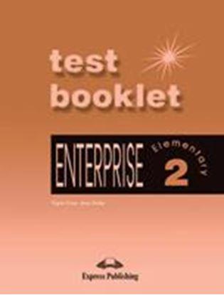 Εικόνα της ENTERPRISE 2 ELEMENTARY TEST BOOKLET WITH KEY
