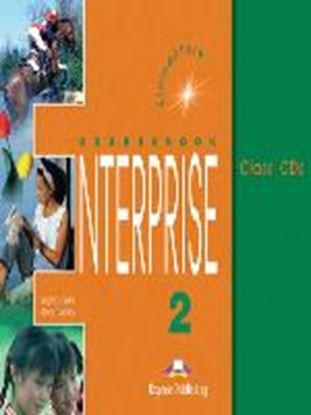 Εικόνα της ENTERPRISE 2 ELEMENTARY CLASS CDs (SET OF 3)