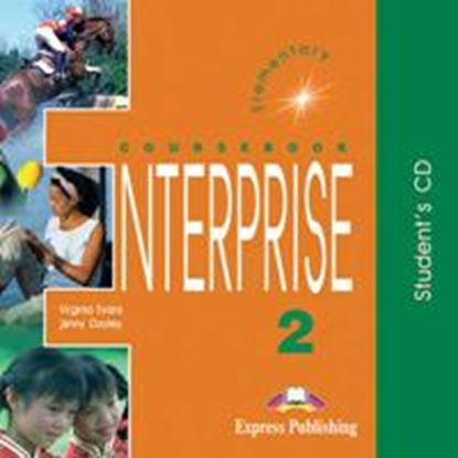 Εικόνα της ENTERPRISE 2 ELEMENTARY STUDENT'S CD
