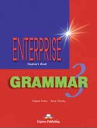 Εικόνα της ENTERPRISE 3 PRE-INTERMEDIATE GRAMMAR STUDENT'S BOOK ENGLISH EDITION