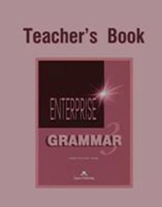 Εικόνα της ENTERPRISE 3 PRE-INTERMEDIATE GRAMMARTEACHER'S BOOK