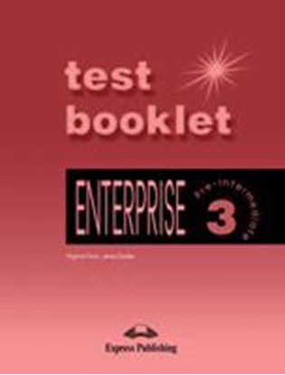 Εικόνα της ENTERPRISE 3 PRE-INTERMEDIATE TEST BOOKLET WITH KEY