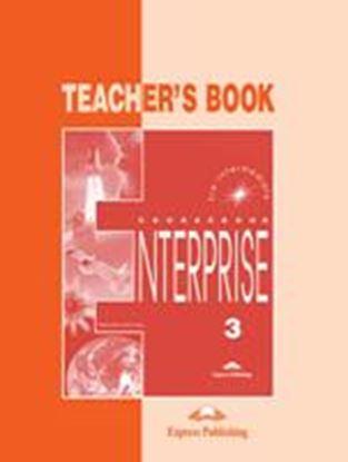 Εικόνα της ENTERPRISE 3 PRE-INTERMEDIATE TEACHER' S BOOK