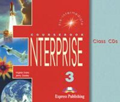 Εικόνα της ENTERPRISE 3 PRE-INTERMEDIATE CLASS CD s (SET OF 3)