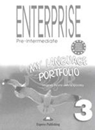 Εικόνα της ENTERPRISE 3 PRE-INTERMEDIATE MY LANGU AGE PORTFOLIO