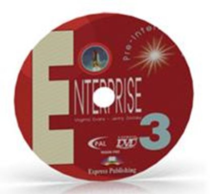 Εικόνα της ENTERPRISE 3 PRE-INTERMEDIATE DVD PAL