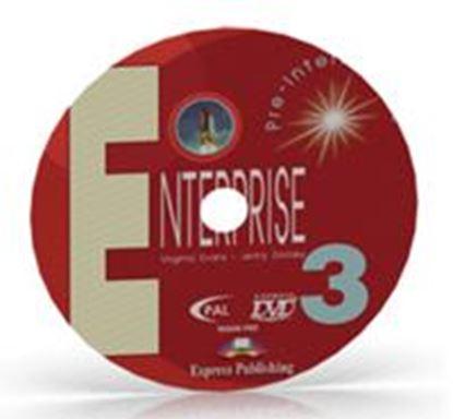 Εικόνα της ENTERPRISE 3 PRE-INTERMEDIATE DVD PAL
