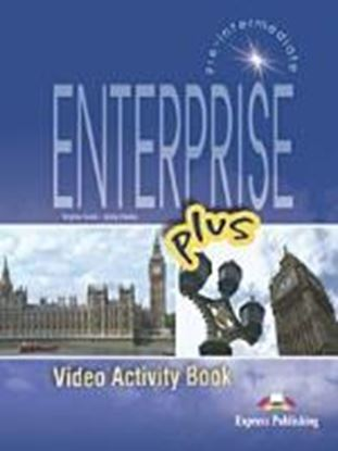 Εικόνα της ENTERPRISE 3 PLUS PRE-INTERMEDIATE DVD ACTIVITY BOOK