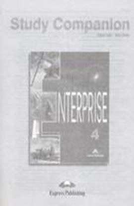 Εικόνα της ENTERPRISE 4 INTERMEDIATE STUDY COMPAN ION