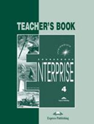 Εικόνα της ENTERPRISE 4 INTERMEDIATE TEACHER'S BOOK