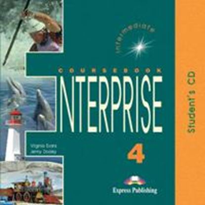Εικόνα της ENTERPRISE 4 INTERMEDIATE STUDENT'S CD