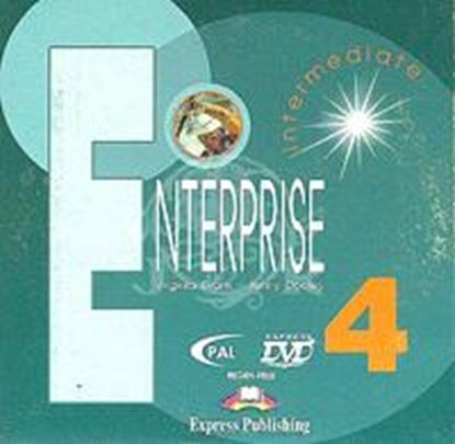 Εικόνα της ENTERPRISE 4 INTERMEDIATE DVD PAL
