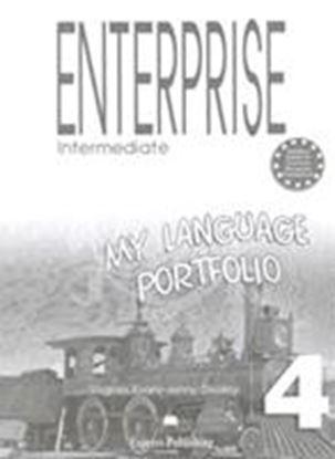 Εικόνα της ENTERPRISE 4 INTERMEDIATE MY LANGUAGE PORTFOLIO