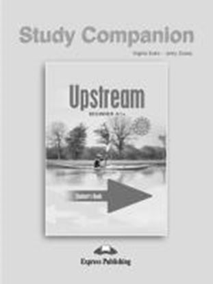 Εικόνα της UPSTREAM BEGINNER A1+ STUDY COMPANION