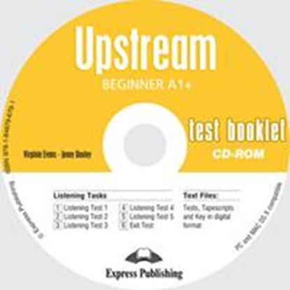 Εικόνα της UPSTREAM BEGINNER A1+ TEST BOOKLET CD- ROM