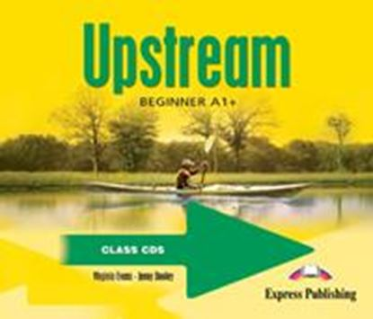 Εικόνα της UPSTREAM BEGINNER A1+ CLASS CDs (SET OF 3)