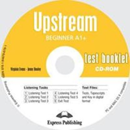 Εικόνα της UPSTREAM BEGINNER A1+ TEST BOOKLET CLA SS CD