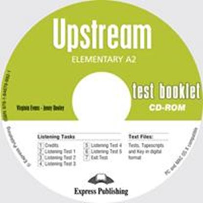 Εικόνα της UPSTREAM ELEMENTARY A2 TEST BOOKLET CD-ROM