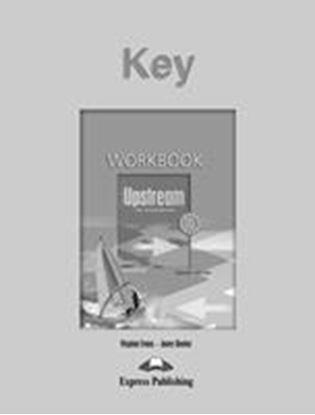 Εικόνα της UPSTREAM PRE-INTERMEDIATE B1 WORKBOOK KEY