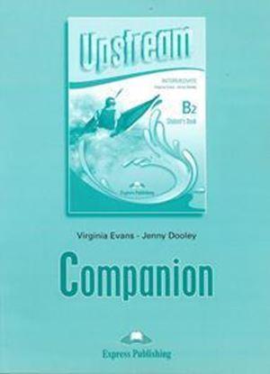 Εικόνα της UPSTREAM B2 INTERMEDIATE COMPANION BOOK REVISED