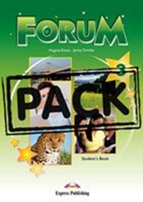 Εικόνα της FORUM 3 STUDENT'S PACK 2 (GREECE) (S'S,COMPANION,WORKBOOK,ieBOOK ) NEW