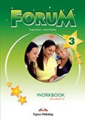 Εικόνα της FORUM 3 WORKBOOK
