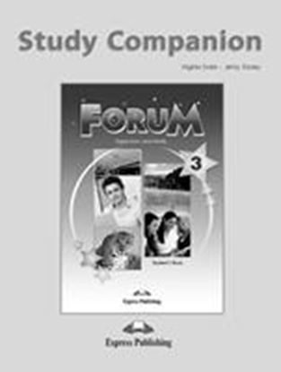 Εικόνα της FORUM 3 STUDY COMPANION (GREECE)