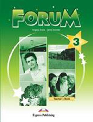 Εικόνα της FORUM 3 TEACHER'S BOOK