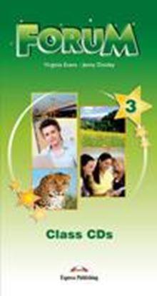 Εικόνα της FORUM 3 CLASS CDS (SET OF 8)