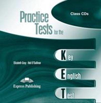 Εικόνα της PRACTICE TEST FOR THE KET 1 BASED ON THE REVISED FORMAT CLASS CD s (SET OF 2)