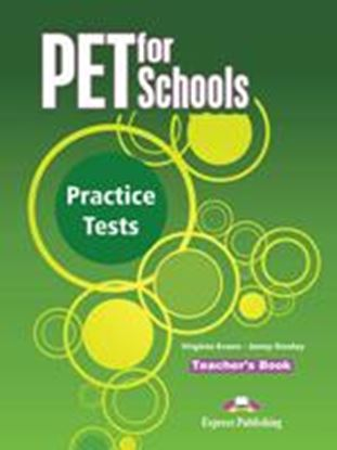 Εικόνα της PET FOR SCHOOLS PRACTICE TESTS TEACHERS BOOK (INTERNATIONAL)- OV ERPRINTED