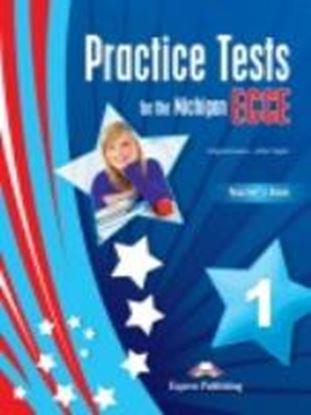 Εικόνα της PRACTICE TESTS FOR THE MICHIGAN ECCE 1 TEACHERS BOOK NEW- OVERPR INTED