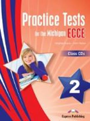 Εικόνα της PRACTICE TESTS FOR THE MICHIGAN ECCE 2 CLASS CD'S (NEW) (SET OF 3)