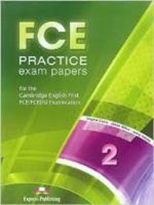 Εικόνα της FCE PRACTICE EXAM PAPERS 2 FOR THE REVISED CAMBRIDGE ESOL FCE ΕΧ ΑΜΙΝΑΤΙΟΝ STUDENT'S BOOK REVISED
