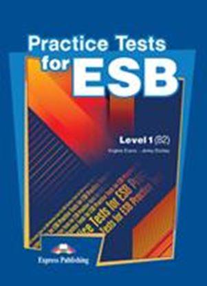 Εικόνα της PRACTICE TESTS FOR ESB LEVEL 1 (B2) AU DIO CD'S (SET OF 4)