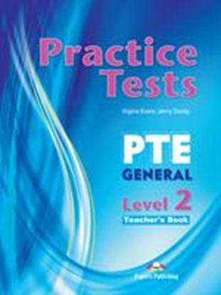 Εικόνα της PRACTICE TESTS PTE GENERAL LEVEL 2 TEACHER'S BOOK B1 - OVERPRIN TED