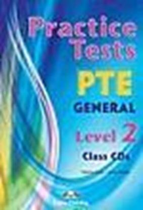 Εικόνα της PRACTICE TESTS PTE GENERAL LEVEL 2 CLASS CDs(SET OF 3) B1