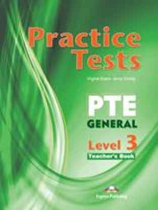 Εικόνα της PRACTICE TESTS PTE GENERAL LEVEL 3 TEACHER'S BOOK B2 - OVERPRIN TED