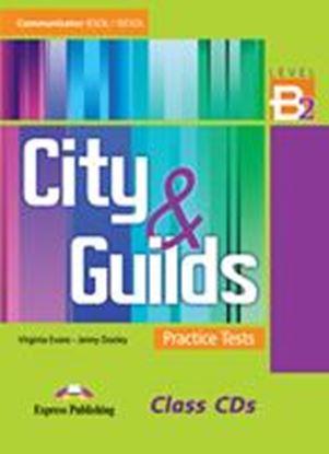 Εικόνα της PRACTICE TESTS CITY & GUILDS B2 CLASSCDs (SET OF 3)