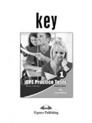 Εικόνα της PRACTICE TESTS FOR THE REVISED CPE 1 (REVISED) KEY
